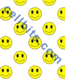 happy faces pattern cell phone screen wallpaper